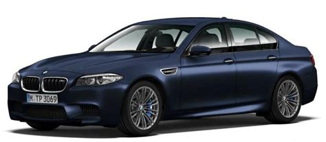 bmw m5 facelift car configurator photos leaked image 174051