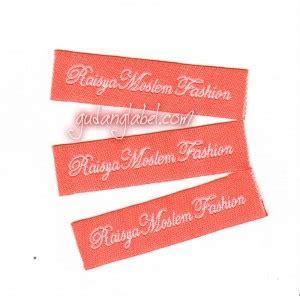 bikin desain label baju bikin label baju label baju bandung hp 08562783877