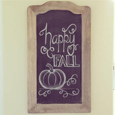 best chalk for chalkboard best 25 fall chalkboard ideas on fall