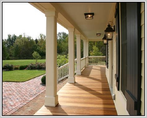 Porch Post Wraps Column Home Design Ideas 14   Teamns.info