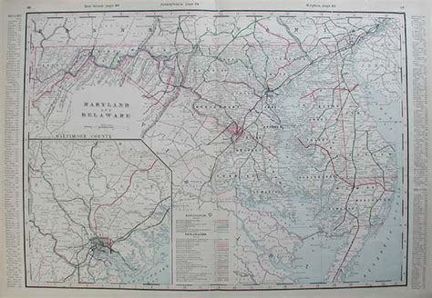 maryland map county lines prints maryland with baltimore page