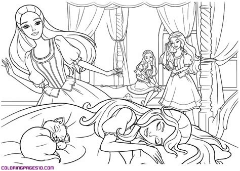 coloring pages of barbie and her friends barbie and her friends