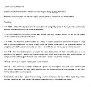 Teach Like A Chion Lesson Plan Template by Lesson Plan Outline Template 12 Free Sle Exle
