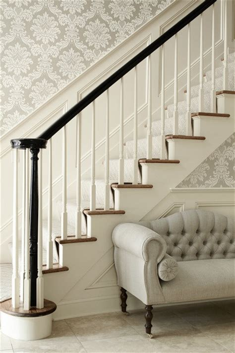 foyer wallpaper refresh your home tip 9 add wallpaper