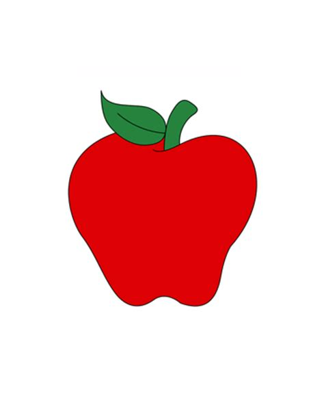 red apple coloring page 89 red apple coloring page apple coloring page