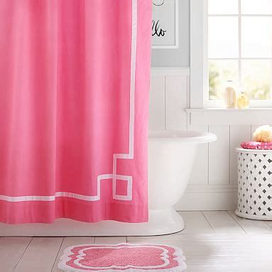 Bright Pink Bathroom Accessories Pink Bathroom Accessories Pbteen