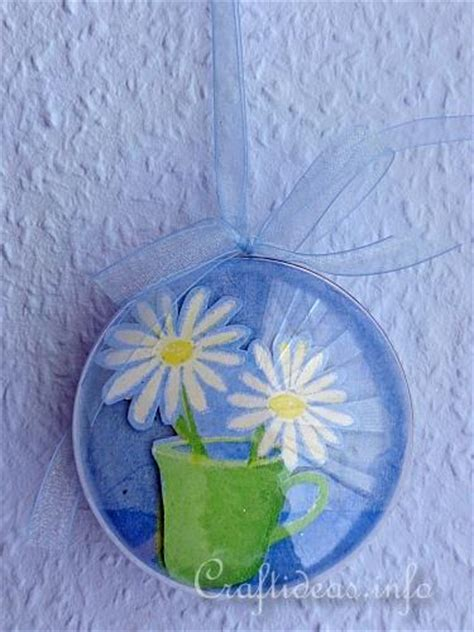 Free And Easter Craft Project 3 D Acrylic