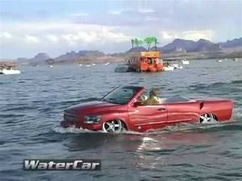 watercar python amphibious vehicle watercar python edition lake havasu