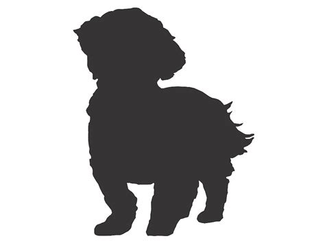 shih tzu silhouette 301 moved permanently