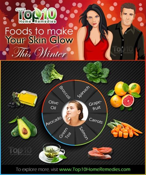 8 Fruits That Will Give You Glowing Skin by Top 10 Superfoods To Make Your Skin Glow This Winter Top