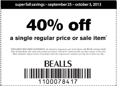printable coupons for levi s outlet 2015 bealls outlet printable coupons 2015 bealls store coupons