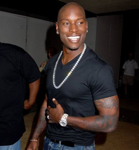 tyrese gibson tattoos tyrese gibson blasted by fans for saying he visualizes his