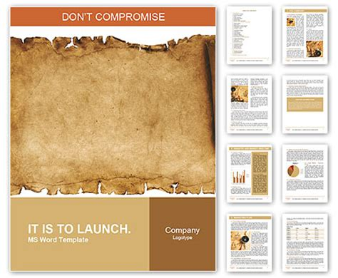 papyrus template papyrus word template design id 0000006779