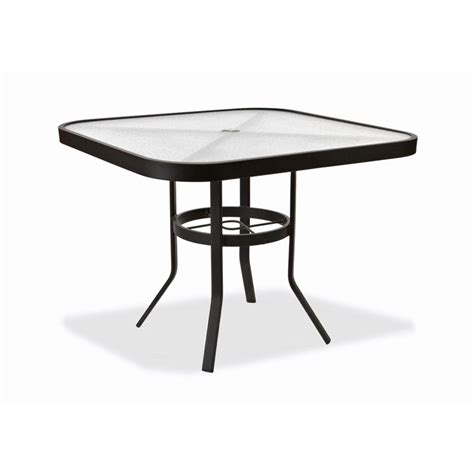 36 Square Dining Table 36 Square Dining Table Krt Concepts Patio Furniture
