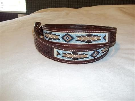 leather beaded belts handmade leather beaded belts by river custom leather