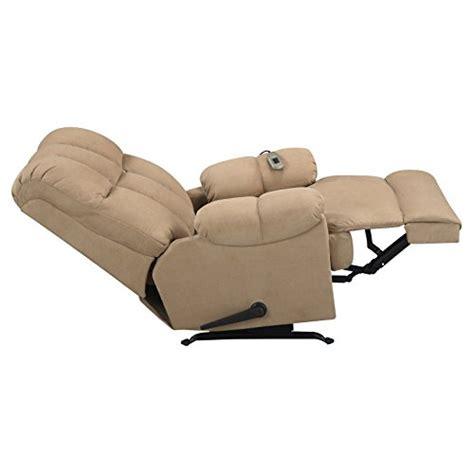 best recliners for seniors dorel asia padded dual massage recliner seniors emporium