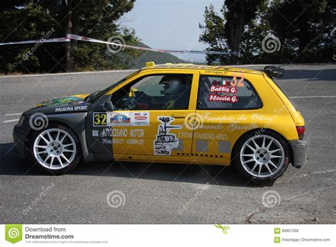renault clio rally car renault clio rally car editorial image cartoondealer com