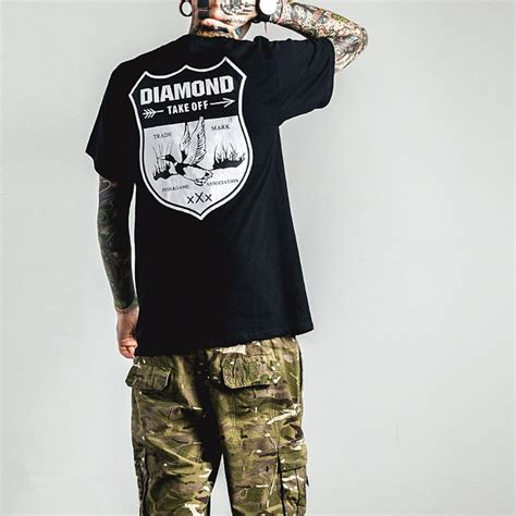 Kaos Pria T Shirt Tshirt Us Army kaos katun pria letter o neck size m t shirt