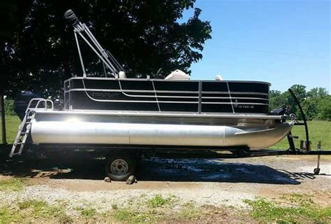18 foot pontoon boat weight with trailer find out now - Pontoon Boat Trailer Weight