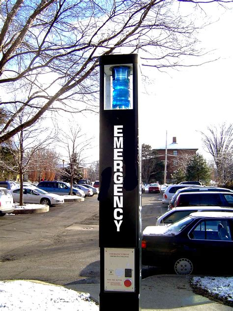 blue light phone services suny geneseo