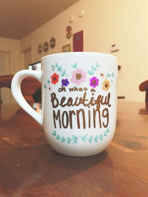 coffee mug ideas sharpie coffee mug diy www imgkid com the image kid