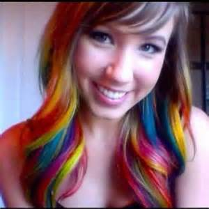how to color weave 30 dip dye hair patterns