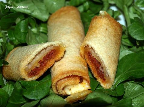 recette de canapé avec de mie sandwiches pique assiette