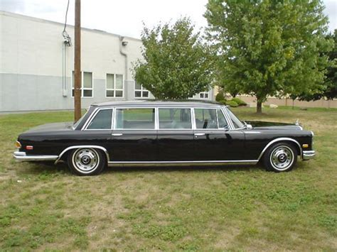 1970 used mercedes 600 pullman lwb at find great cars