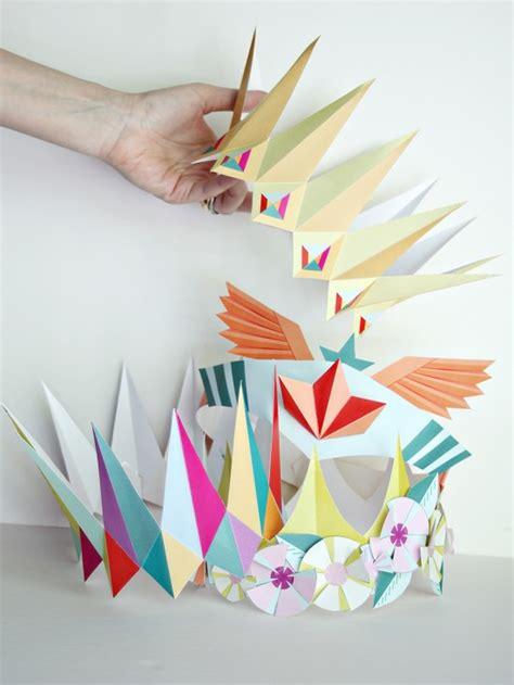 Paper Tiara Craft - printable diy birthday crowns favors crown