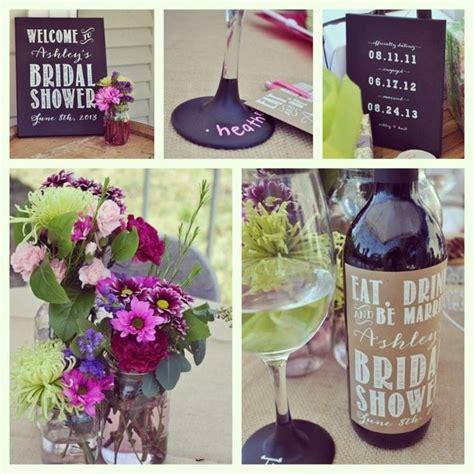 wine themed bridal shower ideas team wedding top bridal shower themes