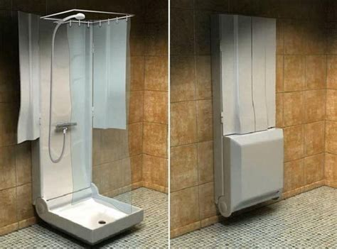 Compact Shower by 8 Cool Compact Futuristic Showers Apartment Therapy