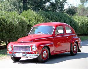 Volvo 1960s Models 1960 Volvo Pv544 Classic Cars Today