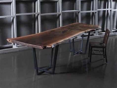 tavolo legno massello grezzo oltre 1000 idee su legno grezzo su legno