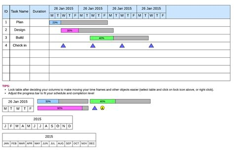 easy gantt chart template 7 gantt chart alternatives to build in lucidchart