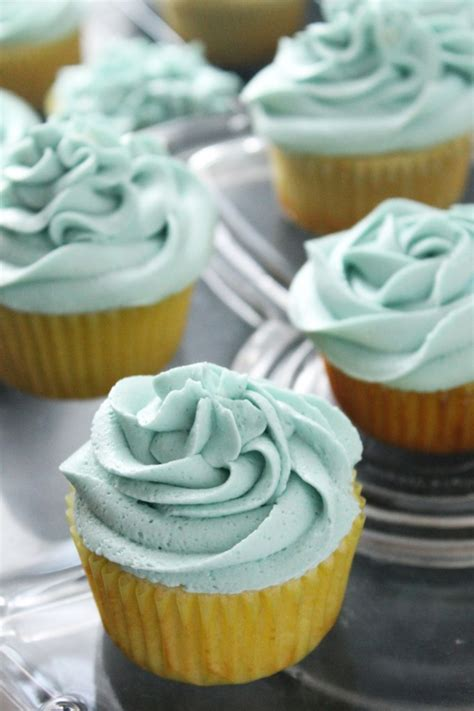 simple vanilla cupcakes from scratch natural chow