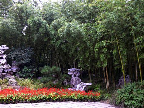 file bamboo garden in yangzhou jpg wikipedia