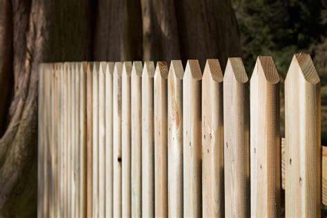 picket fencing arris rails paint options  garden