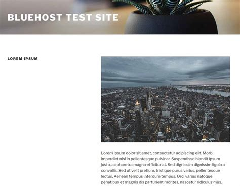 Hostgator Vs Bluehost Which Offers The Best Wordpress Hosting Bluehost Templates