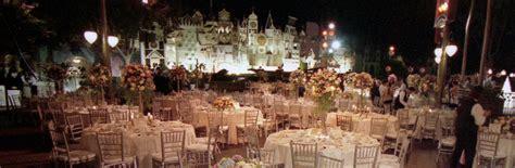 small wedding venues california small world mall at disneyland california weddings