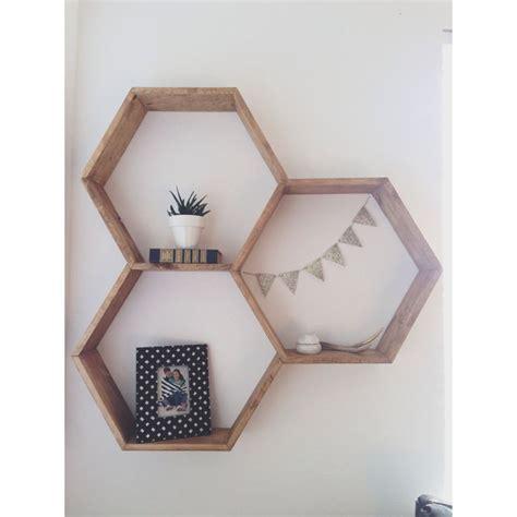 Honeycomb shelves HOME. Pinterest Honeycomb shelves