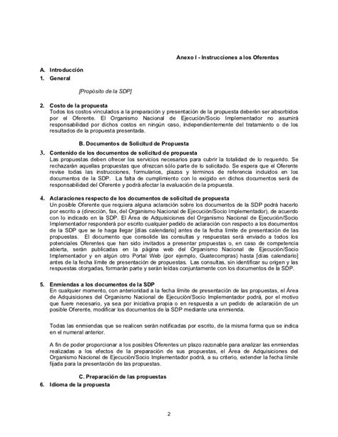 carta de presentacion para propuesta economica modelo de solicitud de propuesta