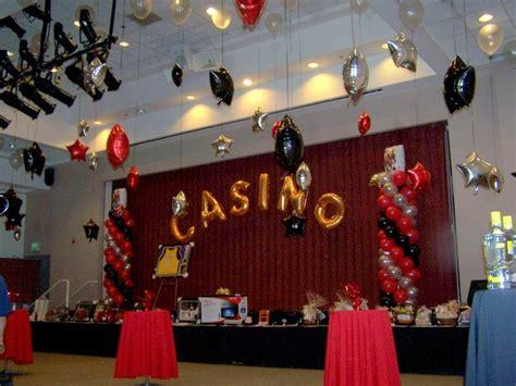 vegas theme decorations 37 best casino theme balloon decor images on