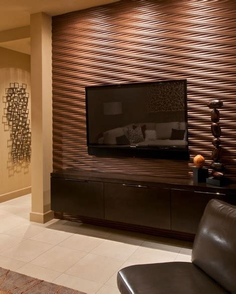 startling textured wall panels decorating ideas