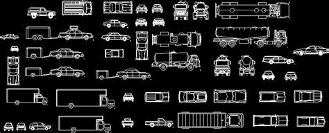 transportation blocks  dwg plan  autocad designs cad