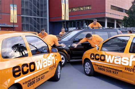 Ecowash Only ecowash mobile franchise world franchise