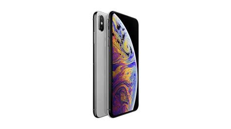 apple iphone xs max gb silver harvey norman