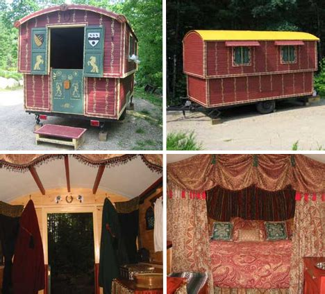 Caravan Balconies by Urban Gypsies Wild Amp Wacky Housetrucks Amp Converted Buses