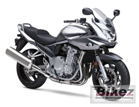 2008 Suzuki Bandit 1250 specifications and pictures