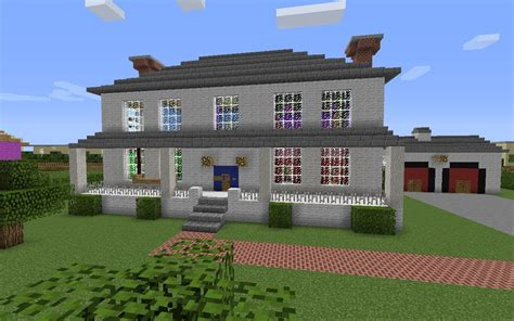 minecraft house tour minecraft former president bush s house tour youtube