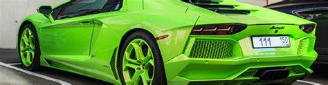 Lamborghini W Moskwie by Bardzo Zielony Aventador